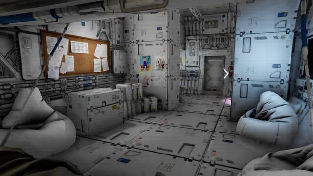 Corpse of Discovery nos pone en el papel de un solitario astronauta