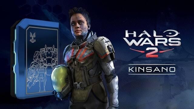 Ya está disponible el primer contenido descargable de Halo Wars 2