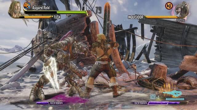 Comparan Killer Instinct en Xbox One X, Xbox One y PC