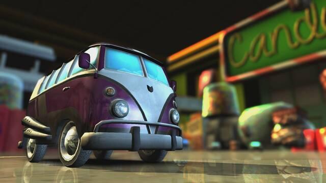 Super Toy Cars confirmado para Xbox One