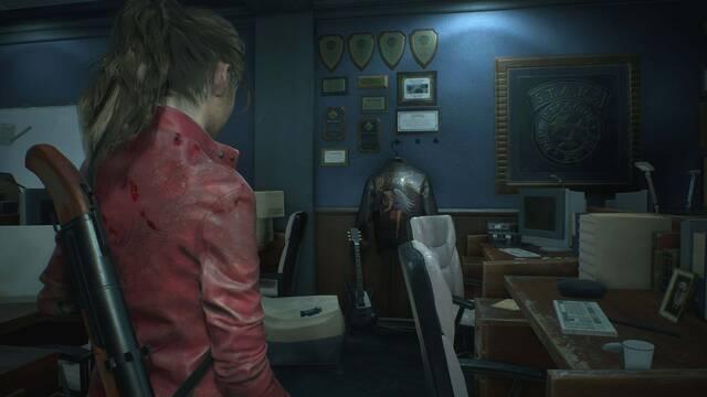 ESRB menciona 'compras en el juego' en Resident Evil 2 Remake