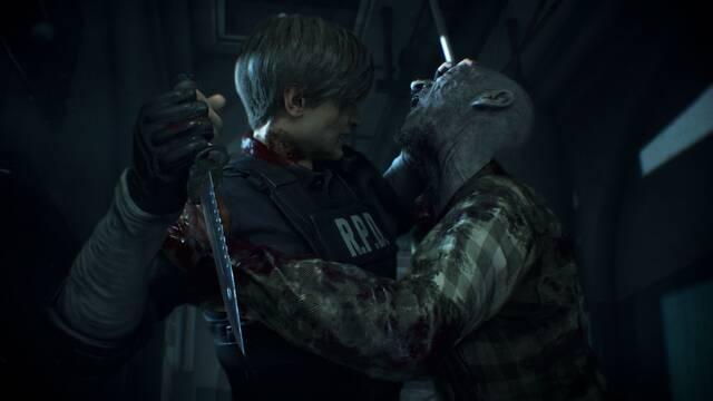 El remake de Resident Evil 2 muestra en un nuevo vídeo su jugabilidad