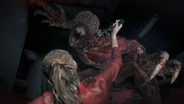 Resident Evil 2 Remake presenta nuevas imágenes y gameplay en PS4 Pro