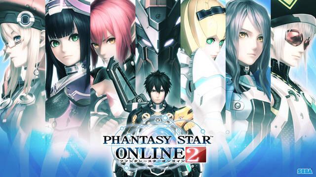 Phantasy Star Online 2 muestra su nueva introducción cinematográfica