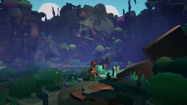 Hob, de Runic Games, se muestra en un nuevo tráiler