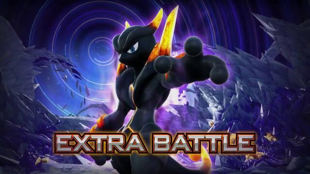 Dark Mewtwo se suma a los personajes de Pokkén Tournament