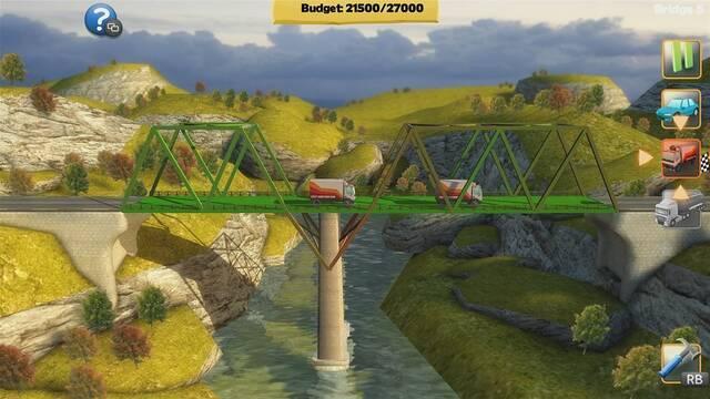 Bridge Constructor nos enseña su primer tráiler en PlayStation 4