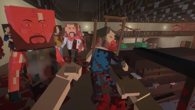 El salvaje juego de acción Paint the Town Red presenta un nuevo vídeo
