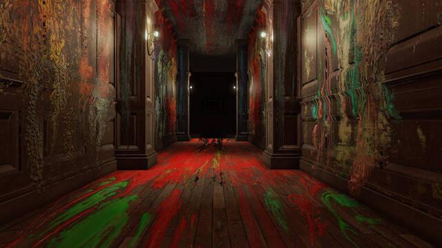 El juego de terror Layers of Fear gratis en Steam por tiempo limitado