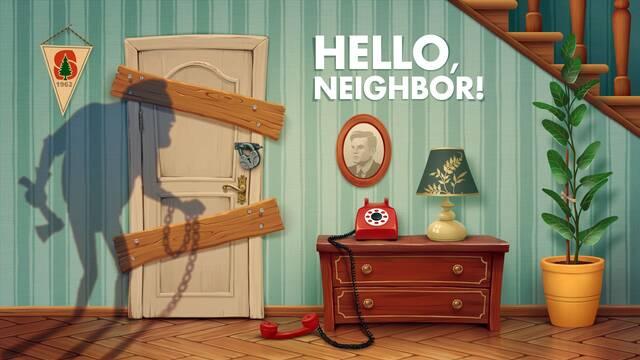 Hello Neighbor presenta un nuevo tráiler en E3 2017
