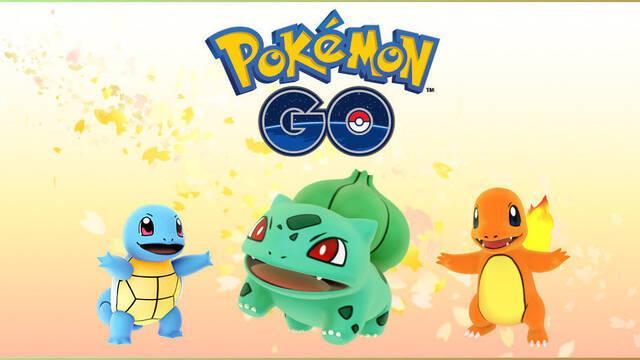 Pokémon Go suma una nueva actualización en iOS y Android