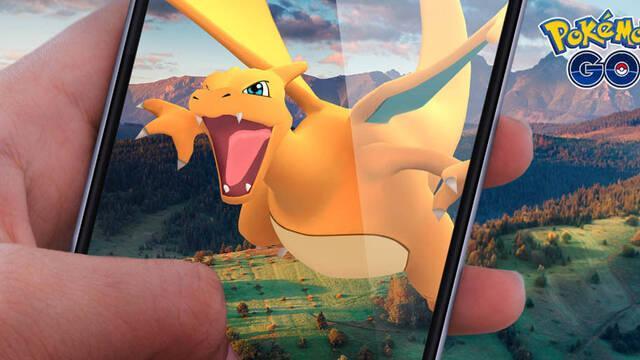 Pokémon GO ya es compatible con la realidad aumentada mejorada del iPhone