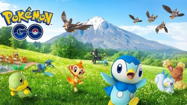 Suman nuevas evoluciones de la Generación 4 a Pokémon GO