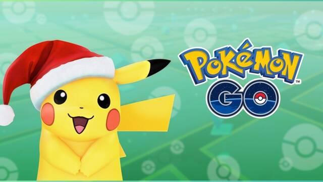 Pokémon GO tendrá un evento centrado en la Navidad