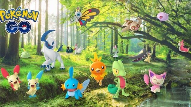 Pokémon GO suma una nueva forma de capturar Pokémon