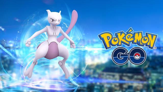 Pokémon GO: Las próximas Incursiones de Mewtwo estarán vinculadas a Sprint en EEUU