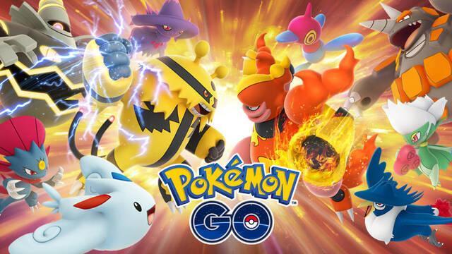 Pokémon GO da la bienvenida a los Combates de Entrenador
