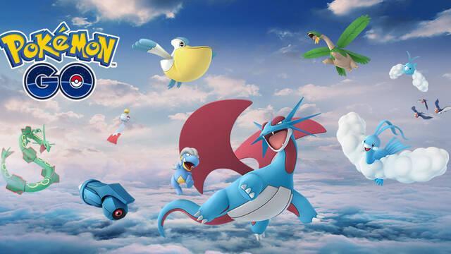 A Pokémon GO le salen alas: se prepara para recibir criaturas de tipo Volador