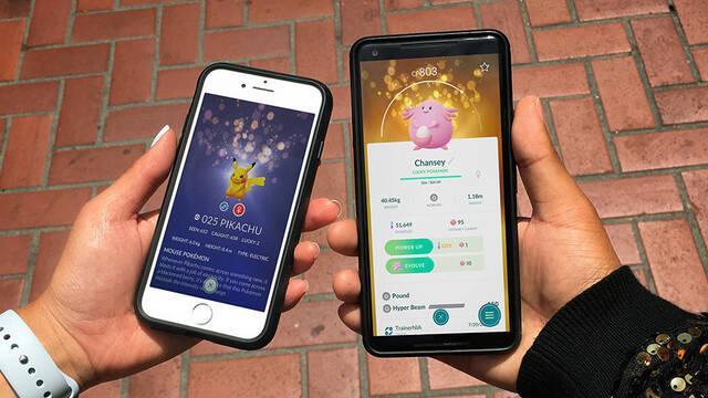Pokémon GO pone en marcha su primer evento del año
