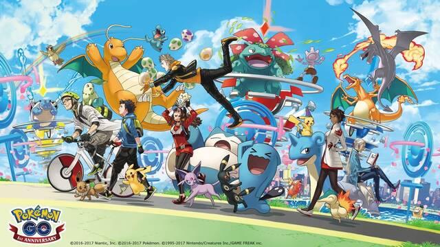 La función Sincroaventura llega a todavía más jugadores de Pokémon GO