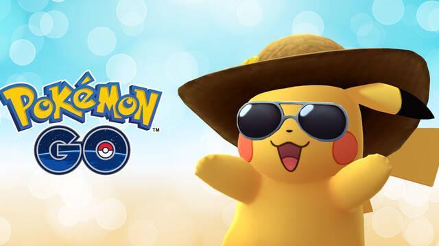 Pikachu y Pichu celebran el segundo aniversario de Pokémon GO