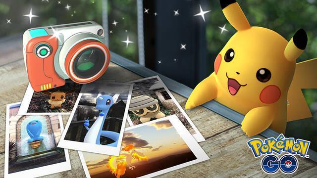 Pokémon GO estrenará pronto un modo foto con realidad aumentada