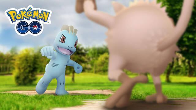 Mañana empieza el evento Desafío Lucha de Pokémon GO