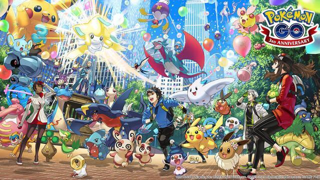 Niantic anuncia los próximos días de la comunidad de Pokémon GO