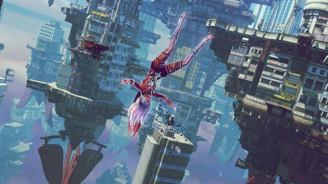 Gravity Rush 2 presenta su tráiler del Tokyo Game Show 2016