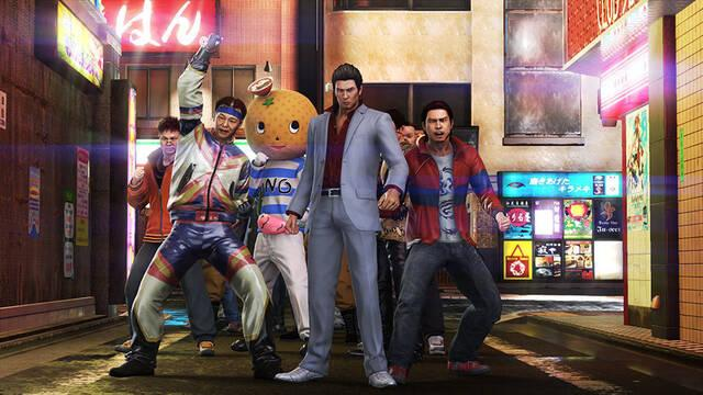 Yakuza 6: The Song of Life presenta su catálogo de minijuegos en vídeo