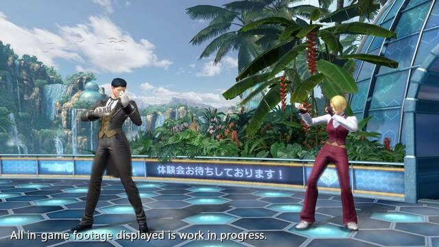 The King of Fighters XIV muestra su tráiler del E3 2016