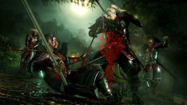 El Team Ninja muestra la jugabilidad de Nioh