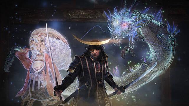 Nioh muestra un nuevo tráiler para su expansión 'El Dragón del Norte'