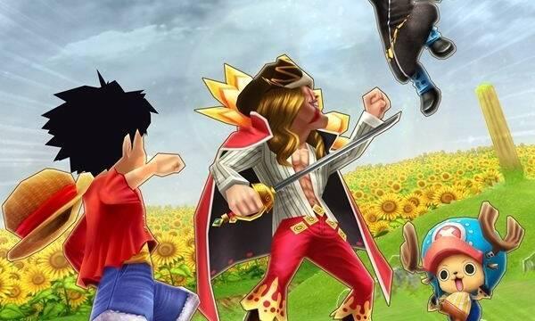 Bandai Namco anuncia One Piece: Thousand Storm para móviles