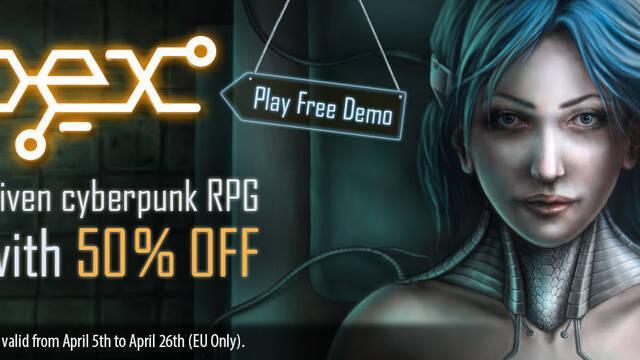 Dex, un RPG de acción y cyberpunk, ofrece una demo gratuita