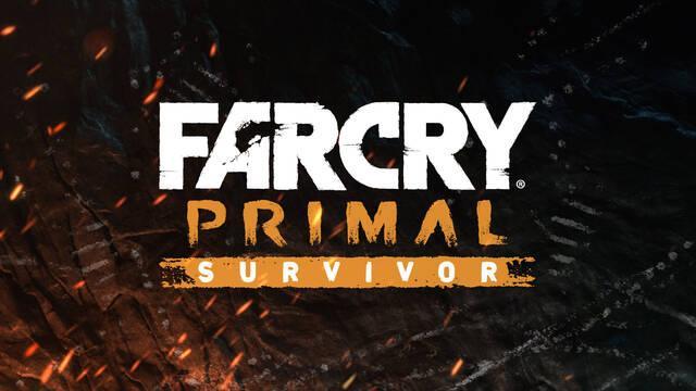 Far Cry Primal anuncia su nuevo modo supervivencia