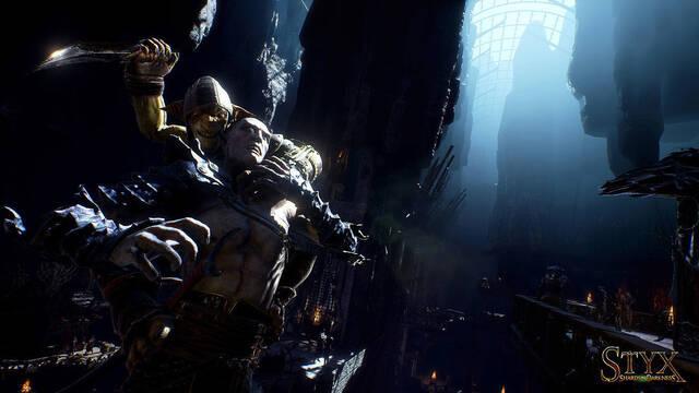 Styx: Shards of Darkness fija su lanzamiento para el 14 de marzo