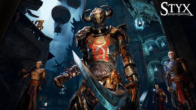Tres minutos de la jugabilidad de Styx: Shards of Darkness