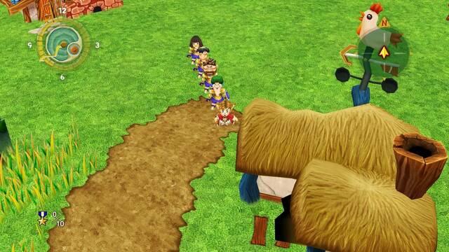 Xseed anuncia Xanadu Next, Senran Kagura: Shinovi Versus y Little King's Story para Steam