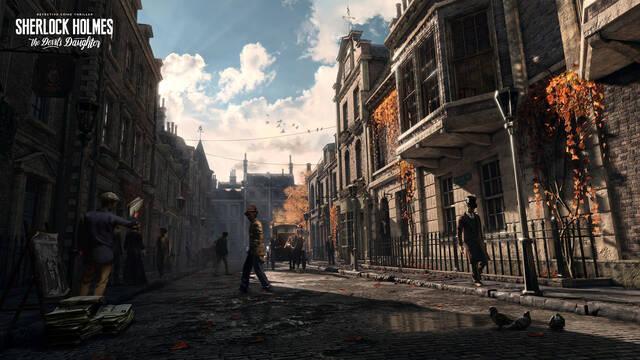 Se anuncia Sherlock Holmes: The Devil's Daughter para Xbox One, PS4 y PC