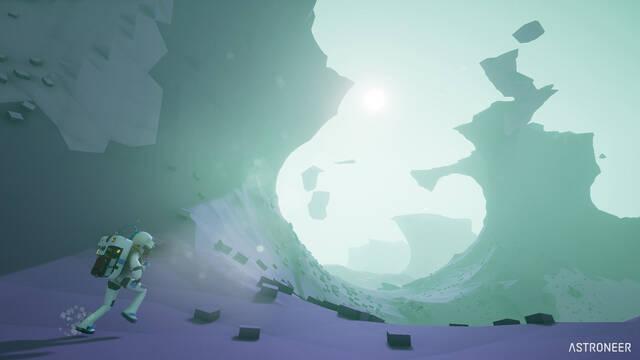 Astroneer llegará a PC y Xbox One el 6 de febrero de 2019