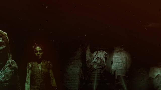 Nuevas imágenes de Until Dawn: Rush of Blood