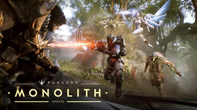 Paragon detalla las novedades de su actualización Monolith