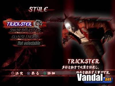 Nuevas imágenes de Devil May Cry 3