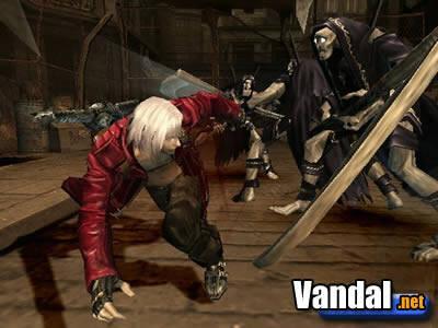 TGS: Nuevas imágenes de Devil May Cry 3