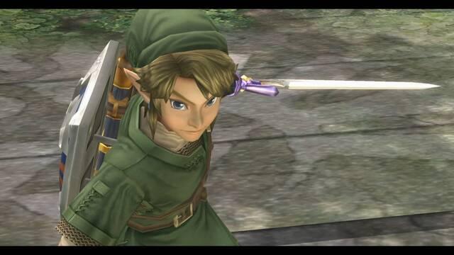 Comparan los tiempos de carga de The Legend of Zelda: Twilight Princess HD con su versión de Wii