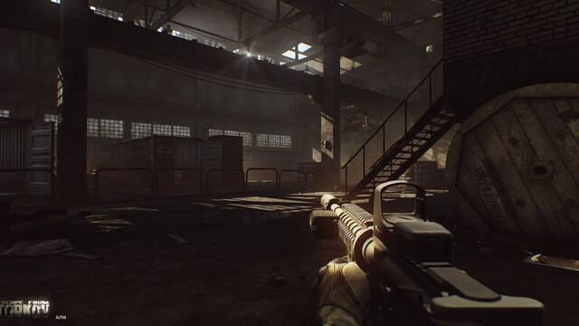 Escape From Tarkov se muestra en un nuevo vídeo e imágenes