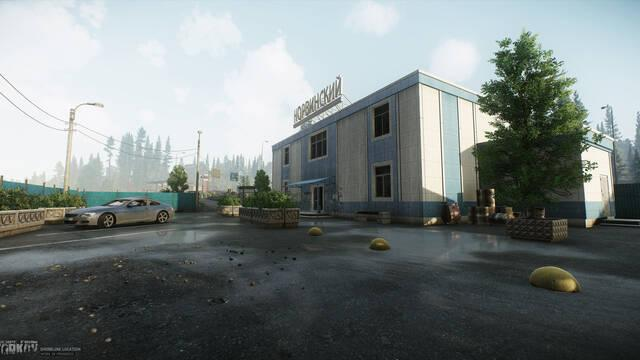 Escape from Tarkov empieza su beta cerrada