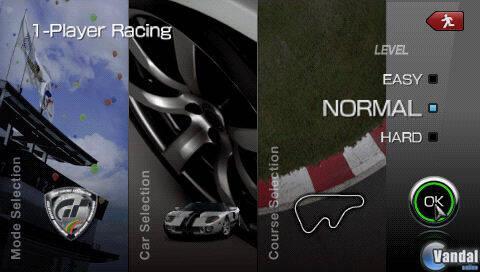E3: Gran Turismo para PSP se muestra por fin