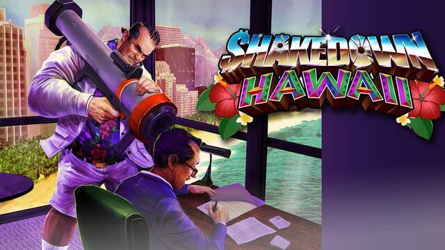 Shakedown: Hawaii llega el 7 de mayo a PS4, Switch, PS Vita y PC